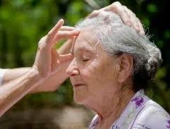 herbal face massage