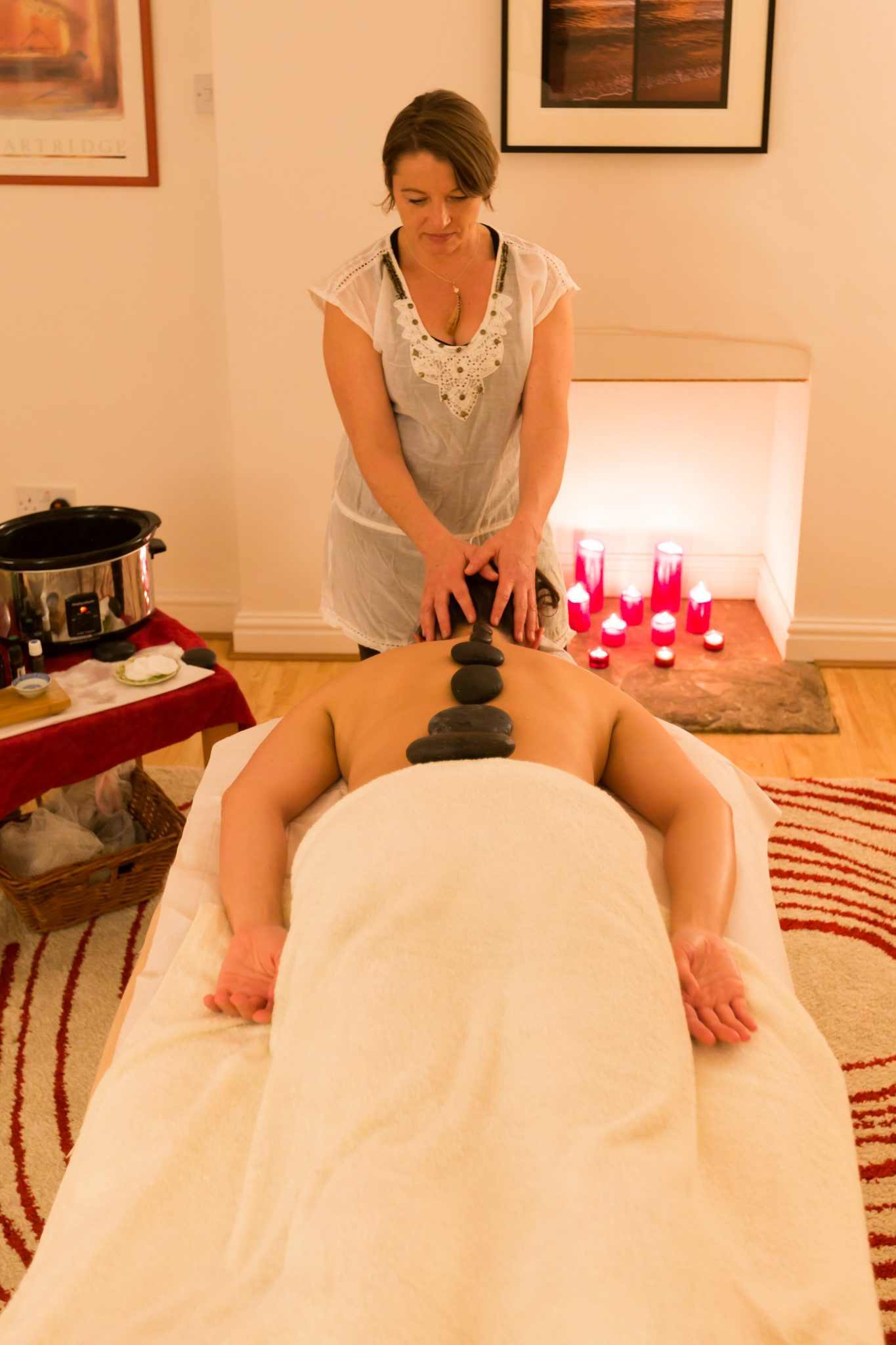 Rowan Jamal - Hot Stone Massage