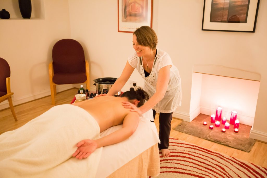 Hot Stone Massage at Alma Vale Centre
