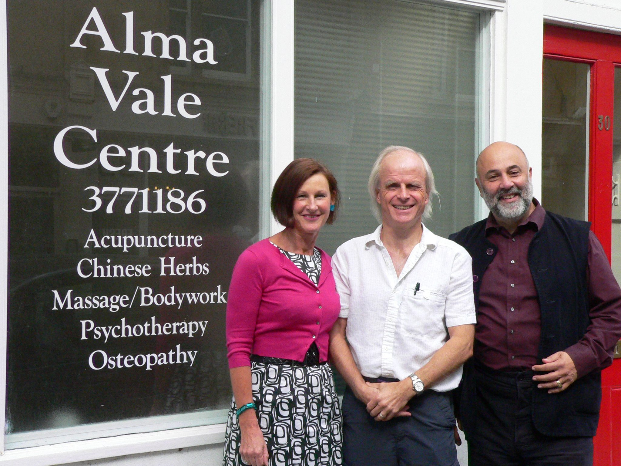 Celebrating 15 Years of the Alma Vale Centre