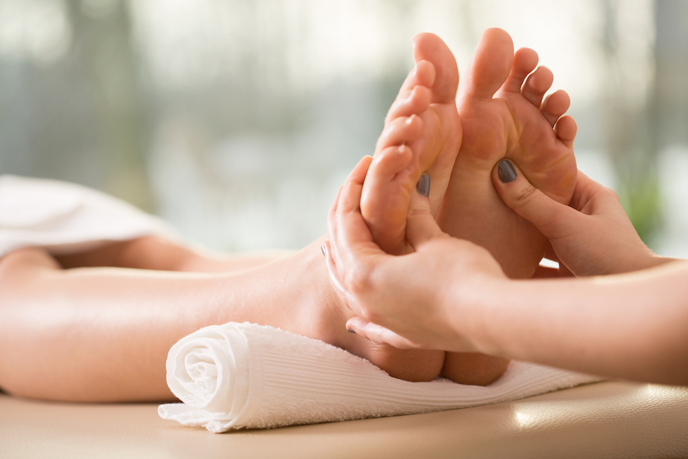 Massage and Reflexology for Stress Related Migraines and Headaches