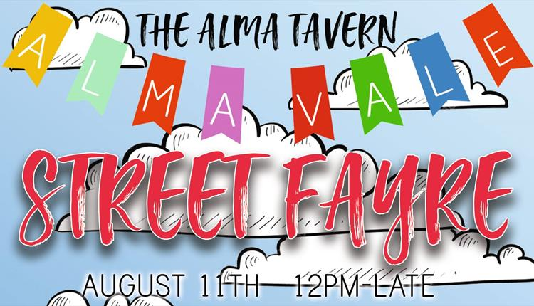 Hypnotherapy at the Alma Vale Street Fayre – Saturday 11th August
