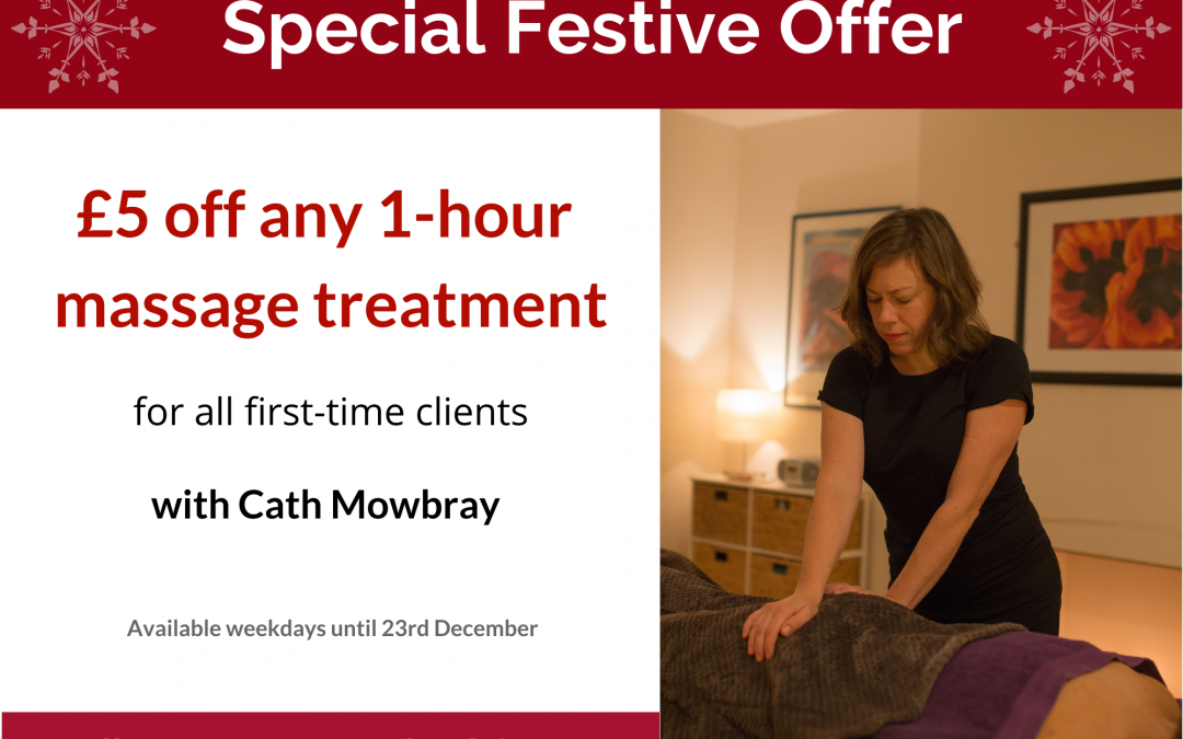 Special festive offer